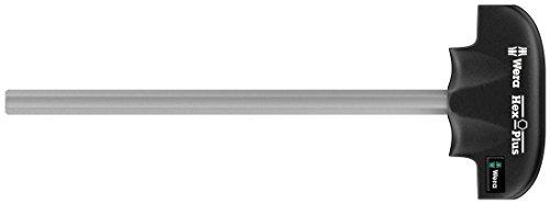 Wera 05013341001 Hex-Plus 454 Hex T-Handle Screwdriver 8mm Head 150mm Blade Length