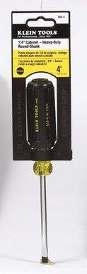 Klein Tools Cabinet Screwdriver 14  Cushion Grip