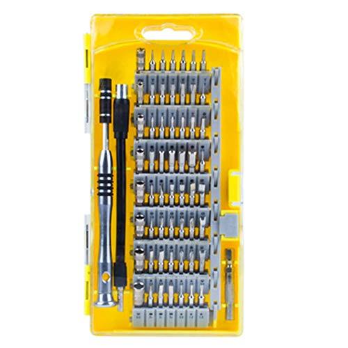 60-in-1 Precision Screwdriver Set with 57 Bit Magnetic Screwdriver Kit Repair Tool Kit Phone Supplies