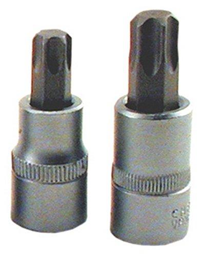 K-T Industries 38 Drive Torx Bit Socket Number 40