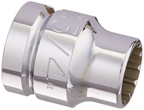 Stanley Proto  J5524SPL  34-Inch Drive Spline Socket Number-24 34-Inch