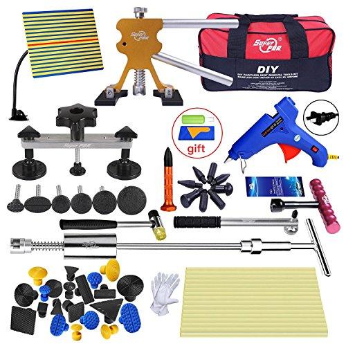 Fly5D Repair Bag Pops Car Body Auto Dent Remover Tool Kits Equipment