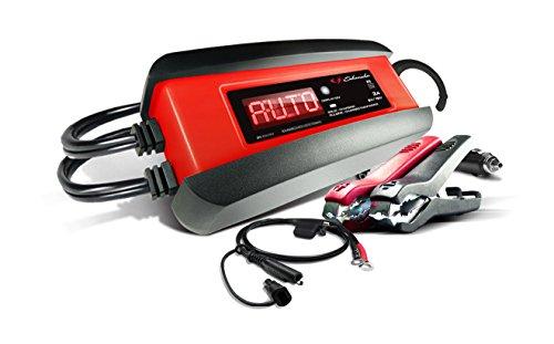 Schumacher SP1297 3A 6V12V DOE Automatic Battery Maintainer
