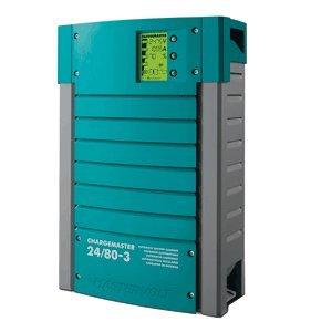 Mastervolt ChargeMaster 80 Amp Battery Charger - 3 Bank 24V