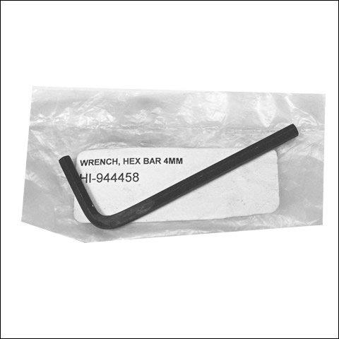 4 mm Hex Bar Wrench for CR10V  12V