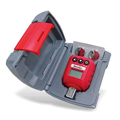 Durofix 12 Digital Torque Adapter 25-250 ft-lbs with AudibleLED Alert RM602-4A