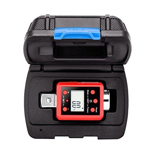 Neiko 20743A Digital Torque Adapter 34 Drive  150-750 Foot-Pound  Audible Alert