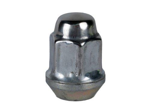 Jeep Stainless Steel Lug Nut Single 12-20 Stainless Capped JK TJ YJ XJ ZJ WJ