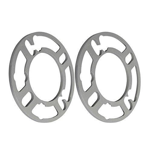 14 4 5 Lug Universal Wheel Spacers 4X100 5X100 5X112 5X1143 5X120 for Ford 2PC
