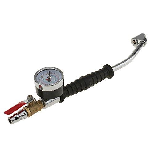 Jili Online Car Motorbike Tire Compressor Inflator with Tyre Air Pressure Gauge Monitor