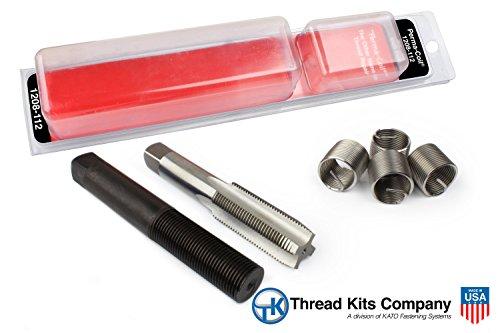 Perma-Coil 1208-112 Thread Repair Kit 34-10 4PC Helicoil 5401-12