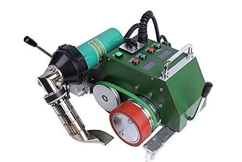 LESITE 120V 2000W Power PVC Tarpaulin Automatic Welding Machine Banner welder