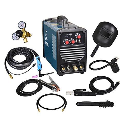 ANSEN 200AMP TIG&STICK Welder DC Inverter Welder Dual Voltage IGBT Welding