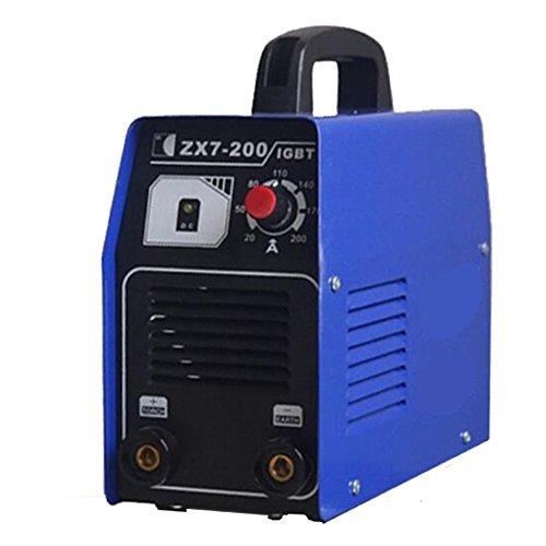 SUNCHI ZX7-200 220V 200AMP Welding Machine DC Inverter MMA ARC Welder Kit Equipment