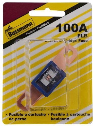 Bussmann BPFLB-100-RP 100 Amp Bolt-on Fusible Link with 1316 Bolt Terminal