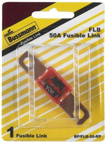 Bussmann BPFLB-50-RP 50 Amp Bolt-on Fusible Link with 1316 Bolt Terminal