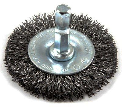Forney Wheel Brush 2  Crimp Coarse