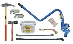"""Ken-tool KEN35444 Deluxe Blue Truck Tire Service Set Deluxe Blue Cobraâ""""¢ Truck Tire Service Set"""