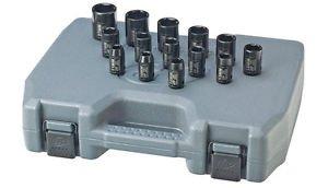 Ingersoll Rand SK4M14 12-Inch Drive 14-Piece Metric Standard Impact Socket Set TM79F-32M UGBA540105