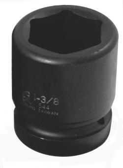 Sunex 546 1 Drive Standard 6 Point Impact Socket 1-716
