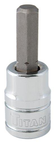 Titan Tools 15659 38 Drive x 516 Hex Bit Socket
