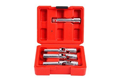 """4 Piece 3  8"""" Glow Plug Socket Set Glow Plug Socket by Shankly"""