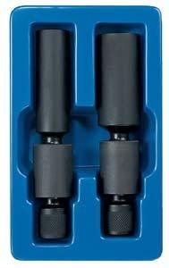 Grey Pneumatic 1202DUP Spark Plug Socket Set