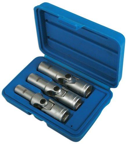 Laser - 4122 Glow Plug Socket Set 38D 3pc