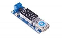SMAKN-DC-DC-BUCK-Step-down-Converter-Power-Supply-Voltage-Volt-Regulator-Regulated-4-5-40V-12V-To-5V-2A-USB-Charger-Voltmeter-Display-49.jpg
