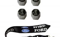 New-1pcs-Ford-Keychain-Lanyard-Badge-Holder-4pcs-set-Black-Snake-Chrome-Tire-Stem-Valve-Caps-Ford-Mustang-Shelby-GT-1.jpg