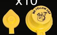 Yellow-Gas-Can-Cap-That-Fits-Your-Vintage-Blitz-Spout-10-Single-Caps-10-Vents-22.jpg